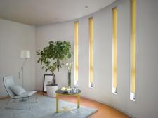 スリット窓タイプはカーテンが設置可能か確認が必要になります